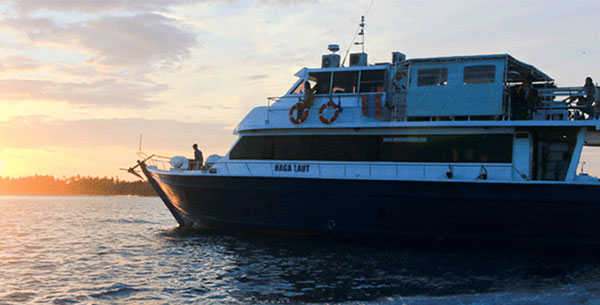 Mentawai blue is the best boat charter